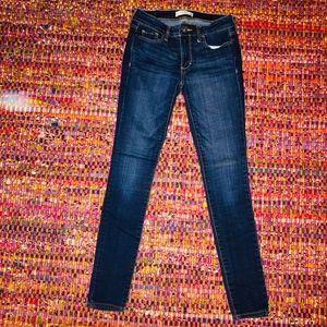 ABERCROMBIE & FITCH skinny stretch jean